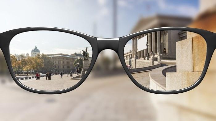 okulary, soczewki okularowe
